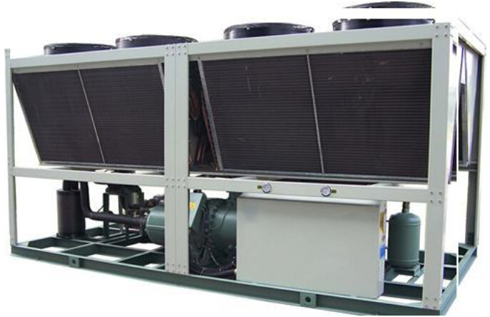 Air Cooled Screw Type Chiller