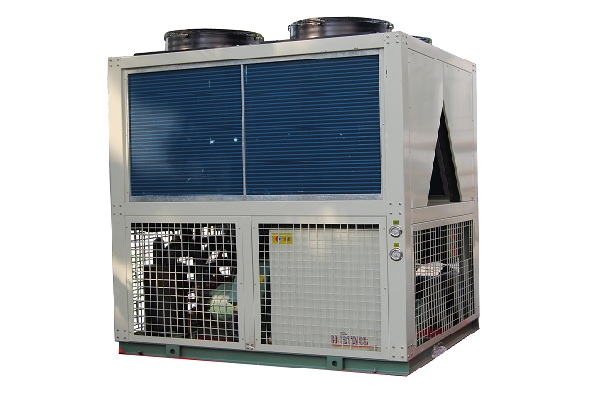 100 ton air cooled chiller