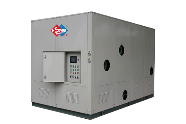 wastewater source heat pump